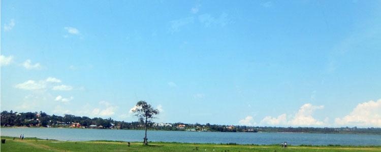 世界で3番目、九州の1.5倍の大きさのヴィクトリア湖