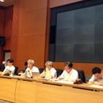 ODA政策協議会(臨時会合)